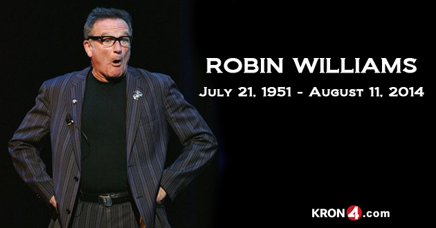 Robin Williams, 21 iulie 1951 - 11 august 2014